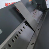 "KAKA Industrial PBB-5014 50"" 14 Gauge Pan and Box Brake Foot Clamp,  Easy Operation Sheet Metal Folding Machine"