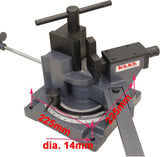 Ub-100A Cast-Iron Universal Bender, Cold Sheet Metal Flat Bar Bender