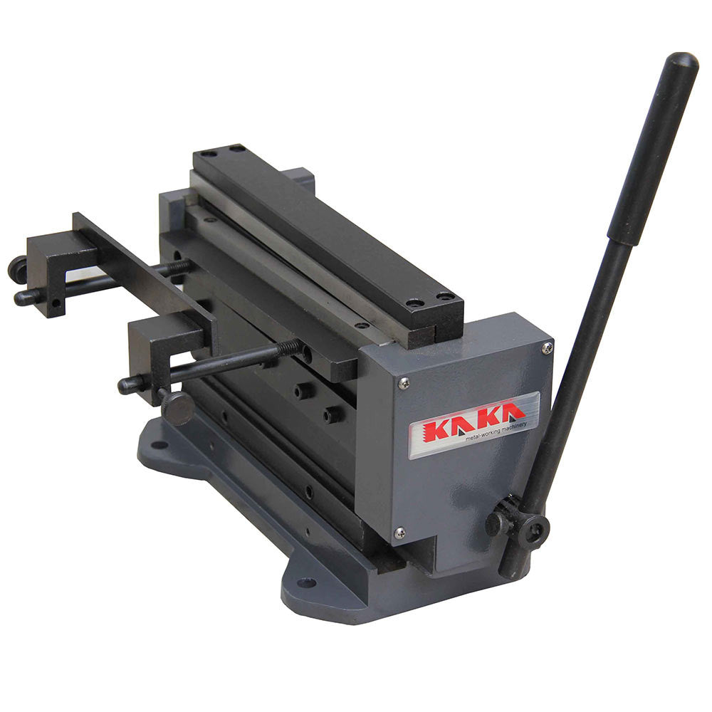 Kaka 8 In Manual Mini Shear Brake Combination Sheet Metal