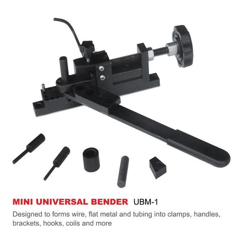 KAKA Industrial Manual Mounting Mini Universal Bending Bender MUB-1