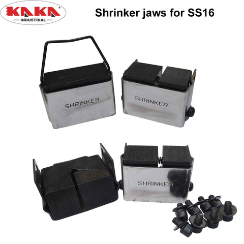 Shrinker & stretcher jaws for SS16
