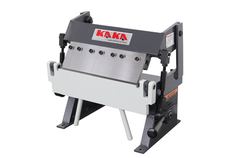 "KAKA Industrial 12"" 20 Gauge Pan and Box Brake W1.0x305A / W-1220A"