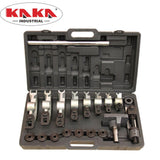 KAKA MY22  Compact Bender Kit, Manual Pipe Tube Bending Kit With 8 Dies