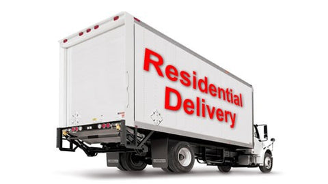 Residential Address delivery without tail gate service