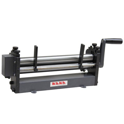 KAKA Industrial SJ320 Slip Roll Machine, 12 inch Forming Width in 20 Gauge Capacity