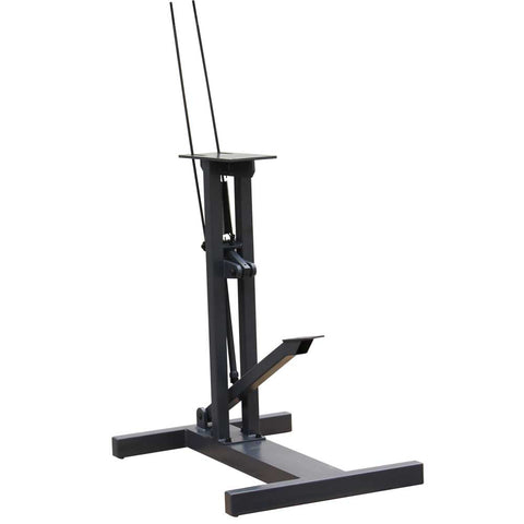 SS-16F, foot pedal stand for Kaka Shrinker/Stretcher SS-16