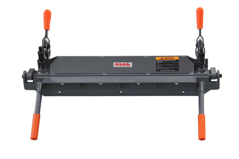"24"" 18 Gauge Sheet Metal Bending Brake W1.2x610"