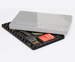 Box Layer for Keplero Carbon Fiber Wallet