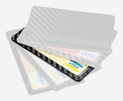 Extra Layer for Keplero Carbon Fiber Wallet