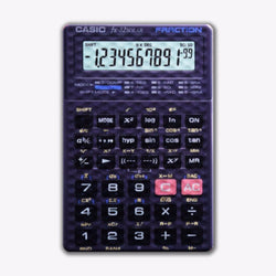 Calculator Top Layer