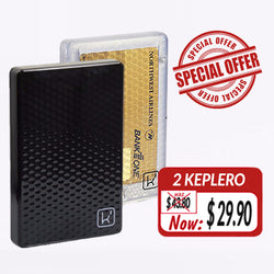 Bundle 2 x Keplero 2.0 Crystal ABS