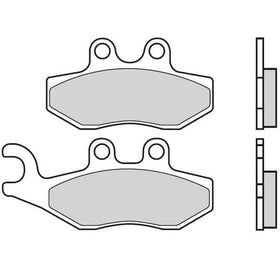 Brembo Remblokken ACHTER Sinter Scooter|Brembo Brake Pads REAR Sinter Scooter