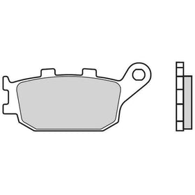 Brembo Remblokken ACHTER Sinter Road|Brembo Brake Pads REAR Sinter Road