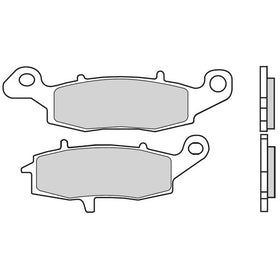 Brembo Remblokken Rechts Voor Carbon Ceramic|Brembo Brake Pads Right Front Carbon Ceramic
