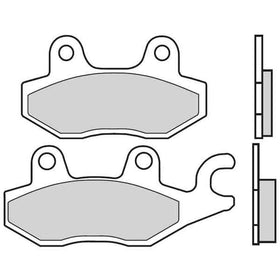 Brembo Remblokken Rechts Voor Sinter Road|Brembo Brake Pads Right Front Sinter Road