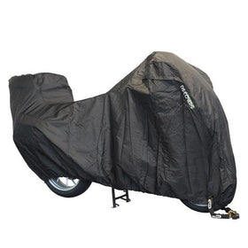 Copy of DS Covers Alfa Motorhoes Maat XL + Topkoffer|DS Bike Cover Size XL + Topcase