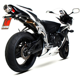 Scorpion Uitlaat Honda CBR 600 RR 2007-2012|Scorpion Exhaust Honda CBR 600 RR 2007-2012