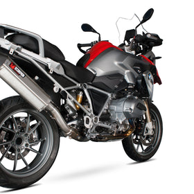 Scorpion Uitlaat BMW R1200 GS 2013-2016|Scorpion Exhaust BMW R1200 GS 2013-2016