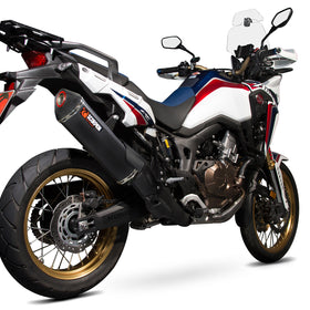 Scorpion Uitlaat Honda CRF 1000L 2015-2016|Scorpion Exhaust Honda CRF 1000L 2015-2016