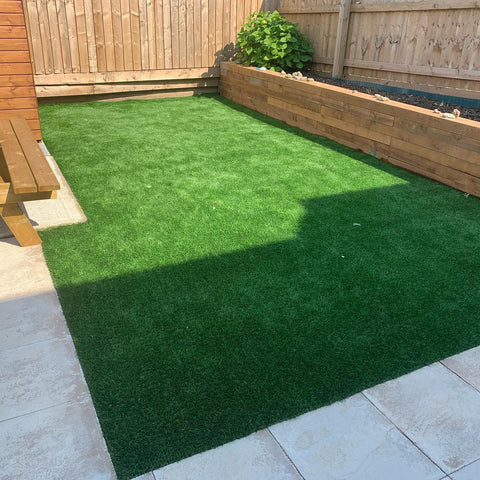 Plymouth Home Improvements Gallery Artificilal grass