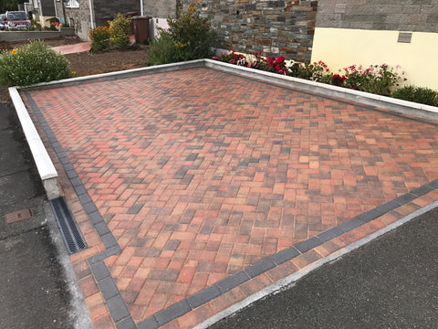 Plymouth Home Improvements Block paving
