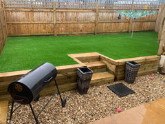 Plymouth Home Improvements Artificial Grass in Southway