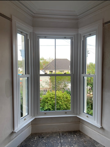 Plymouth Home Improvements Sash window