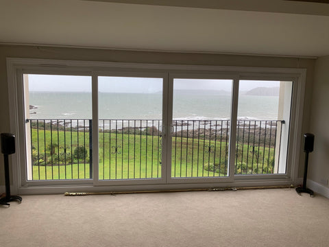 Plymouth Home Improvements UPVC Patio Doors Plymouth Mount batten