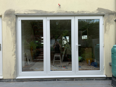 Plymouth Home Improvements UPVC Swing and Slide Door Plymouth Modbury