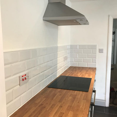 Plymouth Home Improvements Kitchens Pentyre terrace tile after