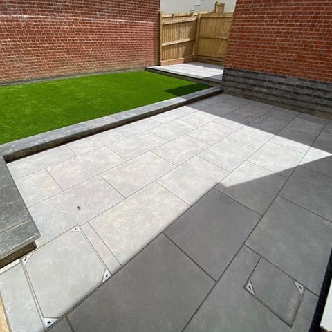 Plymouth Home Improvements Gallery Patio and Artificial Grass