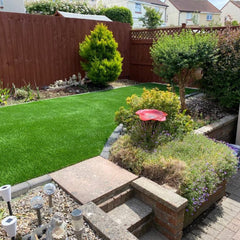 Plymouth Home Improvements Artificial Grass in Staddiscombe