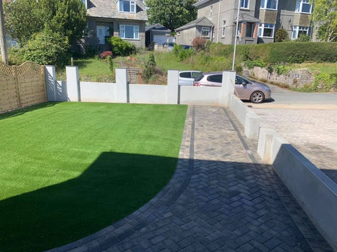 Plymouth Home Improvements Block Paving and Artificial Grass in Plymstock