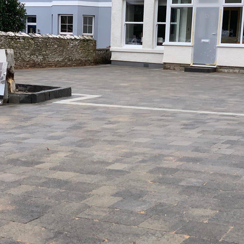 Plymouth Home Improvements Tobermore Block Paving in Plymstock