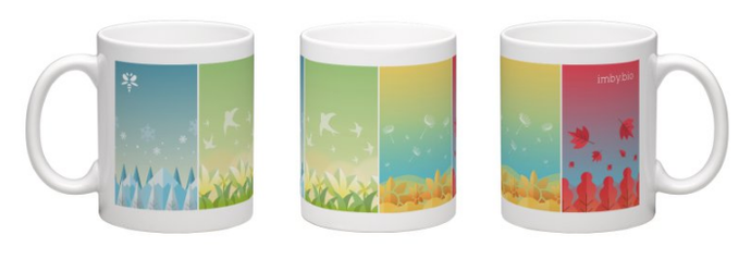 imby.bio Four Seasons Mug
