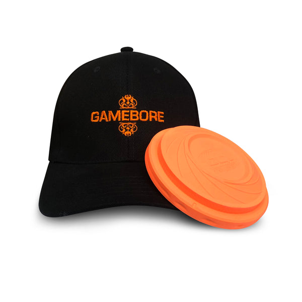 'Sporting Clay' Cap (Orange)