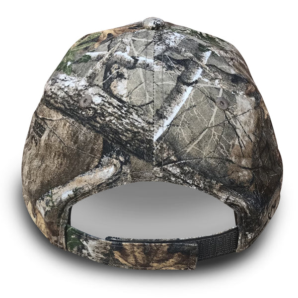 Realtree® for Gamebore Shooting Cap
