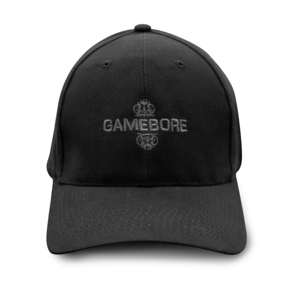 Gamebore Shooting Cap Black