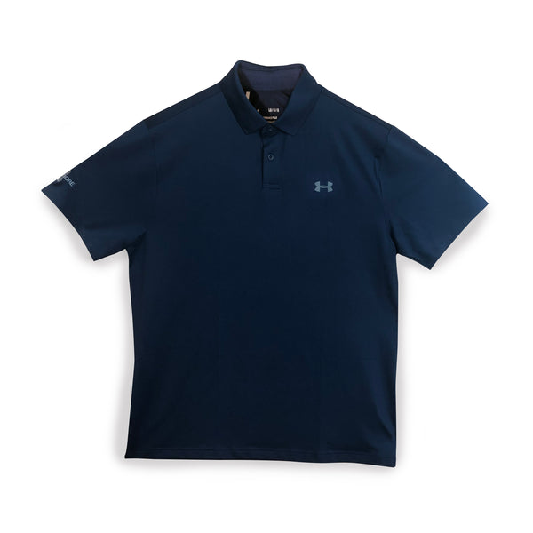 Under Armour Gamebore Sporting Polo Navy
