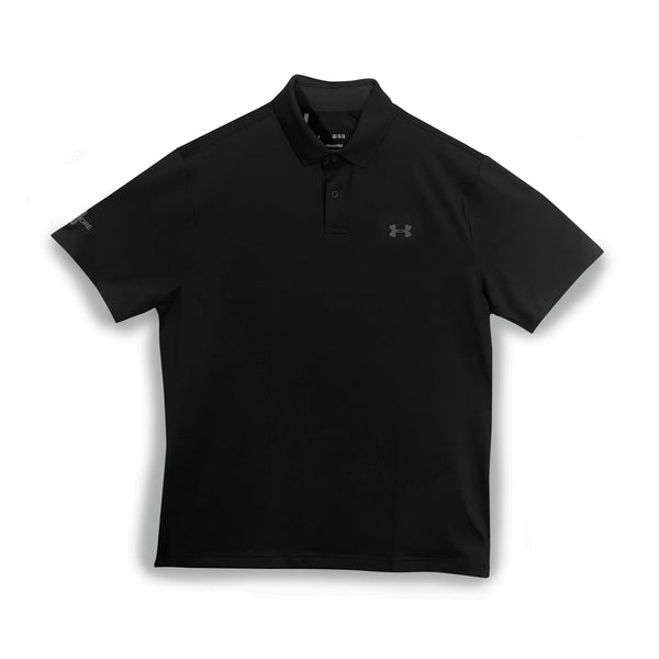 Under Armour Gamebore Sporting Polo Black