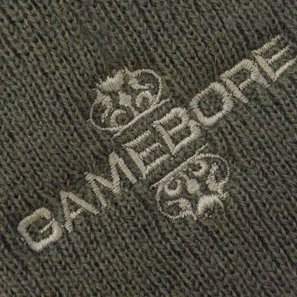 Gamebore Olive Beanie Hat