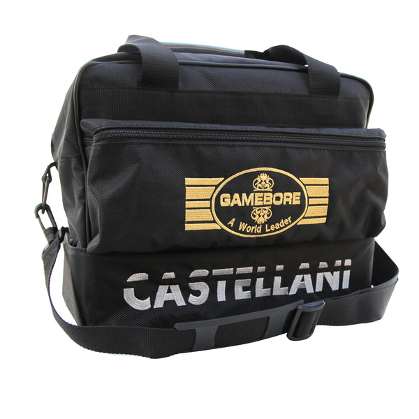 Castellani for Gamebore Kit Bag - Black