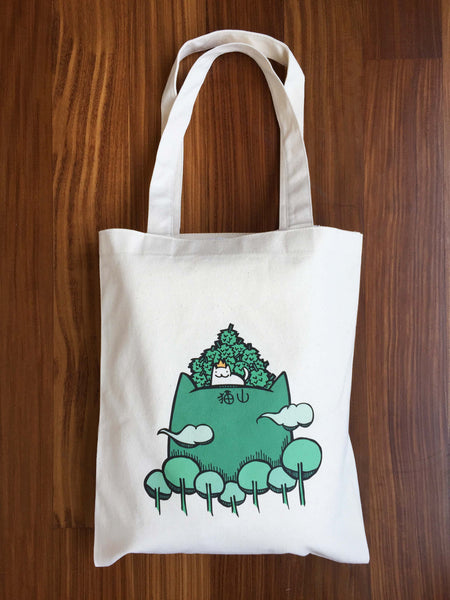 Mao Shan Wang Tote Bag - A Wild Exploration