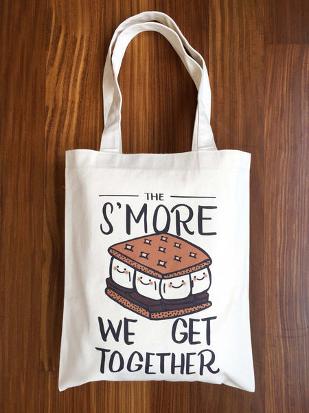 S'more Tote Bag - A Wild Exploration