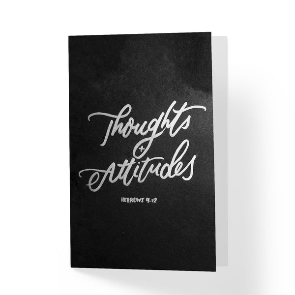 Thoughts and Attitudes Greeting Card - A Wild Exploration