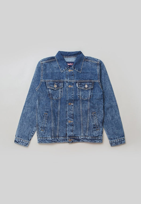 BRENT DENIM JACKET