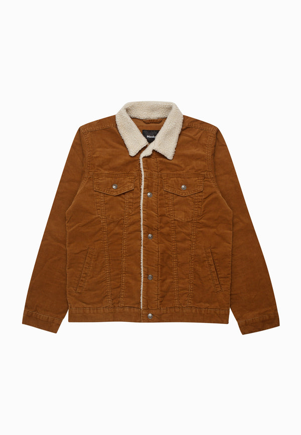 EMPIRE BROWN CORDUROY