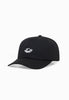 WHITE WAVES BLACK HAT
