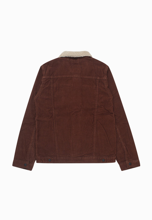 EMPIRE DARK BROWN CORDUROY