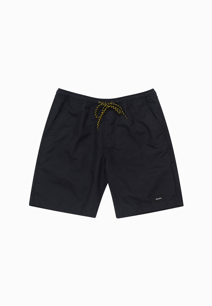 PAICE BLACK BOARDSHORT